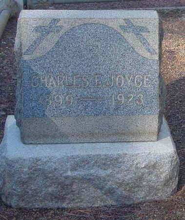 JOYCE, CHARLES EDWARD - Lake County, Colorado | CHARLES EDWARD JOYCE - Colorado Gravestone Photos