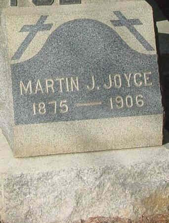 JOYCE, MARTIN J - Lake County, Colorado | MARTIN J JOYCE - Colorado Gravestone Photos