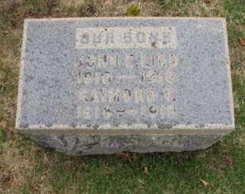 LIND, RAYMOND V - Lake County, Colorado | RAYMOND V LIND - Colorado Gravestone Photos