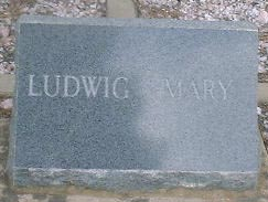 LUDWIG, MARY - Lake County, Colorado | MARY LUDWIG - Colorado Gravestone Photos