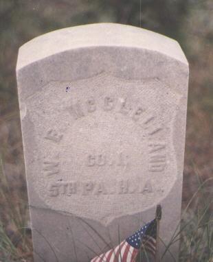 MCCLELLAND, W. E. - Lake County, Colorado   W. E. MCCLELLAND - Colorado Gravestone Photos