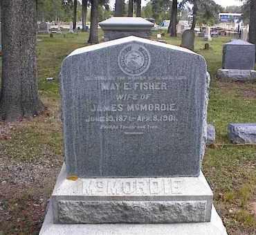 MCMORDIE, MAY E. - Lake County, Colorado | MAY E. MCMORDIE - Colorado Gravestone Photos