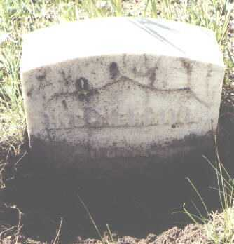 MERRILL, H. C. - Lake County, Colorado | H. C. MERRILL - Colorado Gravestone Photos