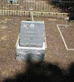 MINNIE, CORBITT - Lake County, Colorado | CORBITT MINNIE - Colorado Gravestone Photos