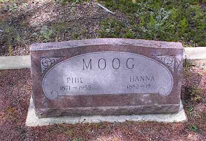 MOOG, PHILIP - Lake County, Colorado | PHILIP MOOG - Colorado Gravestone Photos
