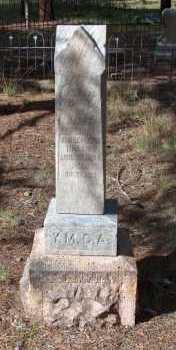 NANCARROW, JAMES - Lake County, Colorado   JAMES NANCARROW - Colorado Gravestone Photos