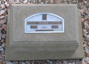 O'NEAL, MARTHA - Lake County, Colorado | MARTHA O'NEAL - Colorado Gravestone Photos