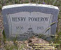 POMROY, HENRY - Lake County, Colorado   HENRY POMROY - Colorado Gravestone Photos
