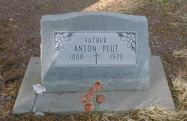 PULT, ANTON - Lake County, Colorado | ANTON PULT - Colorado Gravestone Photos