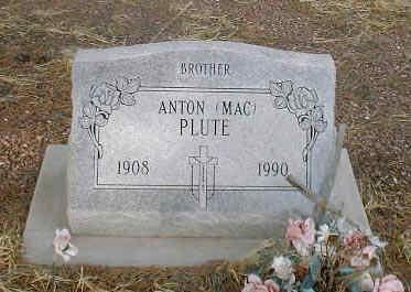 PULTE, ANTON - Lake County, Colorado | ANTON PULTE - Colorado Gravestone Photos