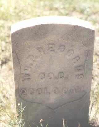 RECORDS, WM. P - Lake County, Colorado | WM. P RECORDS - Colorado Gravestone Photos
