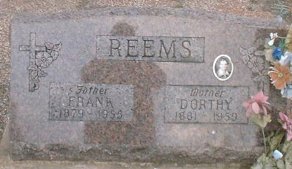 REEMS, DORTHY - Lake County, Colorado | DORTHY REEMS - Colorado Gravestone Photos