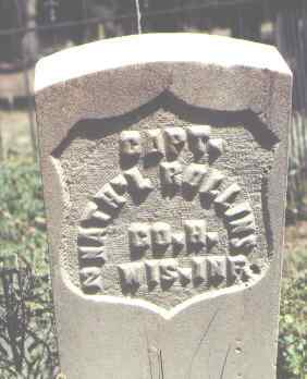 ROLLINS, NATH'L - Lake County, Colorado | NATH'L ROLLINS - Colorado Gravestone Photos