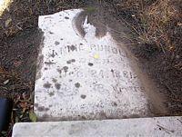 RUNDEL, ANNIE - Lake County, Colorado | ANNIE RUNDEL - Colorado Gravestone Photos
