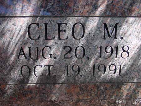 HAWKINS SLAVIN, CLEO MARGUERITE - Lake County, Colorado | CLEO MARGUERITE HAWKINS SLAVIN - Colorado Gravestone Photos