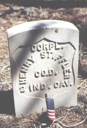 STIFFLER, HENRY - Lake County, Colorado | HENRY STIFFLER - Colorado Gravestone Photos