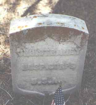 STRANEY, JNO. - Lake County, Colorado | JNO. STRANEY - Colorado Gravestone Photos