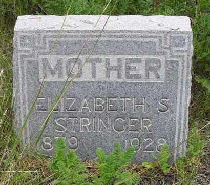 STRINGER, ELIZABETH S. - Lake County, Colorado | ELIZABETH S. STRINGER - Colorado Gravestone Photos