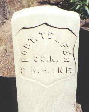 TELFER, ROBT. - Lake County, Colorado | ROBT. TELFER - Colorado Gravestone Photos