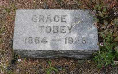 TOBEY, GRACE H. - Lake County, Colorado | GRACE H. TOBEY - Colorado Gravestone Photos
