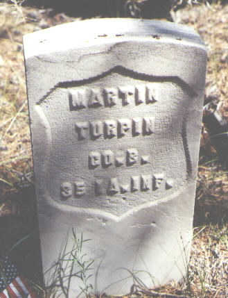 TURPIN, MARTIN - Lake County, Colorado | MARTIN TURPIN - Colorado Gravestone Photos