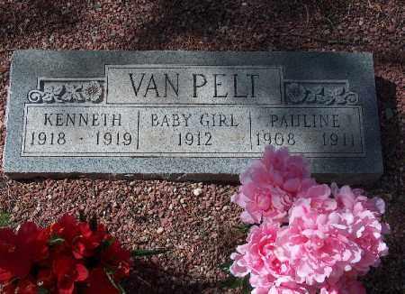 VAN PELT, PAULINE - Lake County, Colorado | PAULINE VAN PELT - Colorado Gravestone Photos