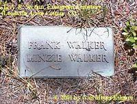 WALKER, FRANK - Lake County, Colorado | FRANK WALKER - Colorado Gravestone Photos