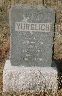 YURGLICH, JOE - Lake County, Colorado | JOE YURGLICH - Colorado Gravestone Photos