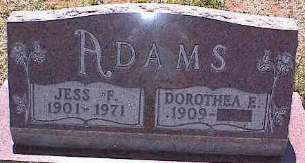 ADAMS, DOROTHEA E. - La Plata County, Colorado | DOROTHEA E. ADAMS - Colorado Gravestone Photos