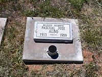 ALBO, PASQUAL JOSE - La Plata County, Colorado | PASQUAL JOSE ALBO - Colorado Gravestone Photos