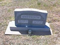 ANDERSON, LILLIAN M. - La Plata County, Colorado | LILLIAN M. ANDERSON - Colorado Gravestone Photos