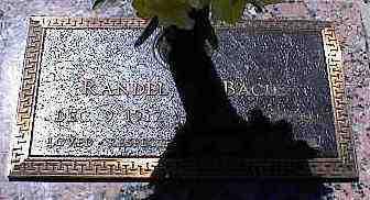 BACUS, RANDEL E. - La Plata County, Colorado | RANDEL E. BACUS - Colorado Gravestone Photos