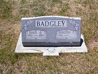 BADGLEY, DOROTHY E. - La Plata County, Colorado | DOROTHY E. BADGLEY - Colorado Gravestone Photos