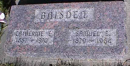 BAISDEN, CATHERINE E. - La Plata County, Colorado | CATHERINE E. BAISDEN - Colorado Gravestone Photos