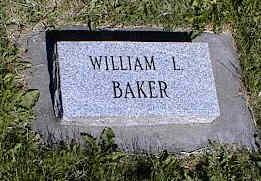 BAKER, WILLIAM - La Plata County, Colorado   WILLIAM BAKER - Colorado Gravestone Photos