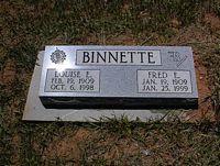 BINNETE, LOUISE E. - La Plata County, Colorado   LOUISE E. BINNETE - Colorado Gravestone Photos