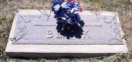 BLACK, EDNA M. - La Plata County, Colorado | EDNA M. BLACK - Colorado Gravestone Photos