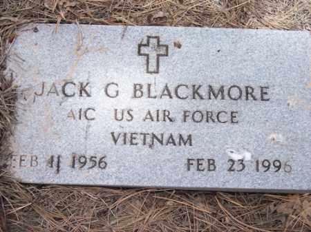 BLACKMORE, JACK G. - La Plata County, Colorado | JACK G. BLACKMORE - Colorado Gravestone Photos