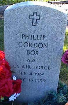 BOX, PHILLIP GORDON - La Plata County, Colorado | PHILLIP GORDON BOX - Colorado Gravestone Photos