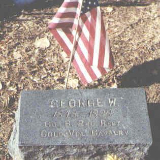 BRYAN, GEORGE W. - La Plata County, Colorado | GEORGE W. BRYAN - Colorado Gravestone Photos