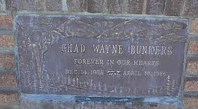 BUNKERS, CHAD WAYNE - La Plata County, Colorado | CHAD WAYNE BUNKERS - Colorado Gravestone Photos