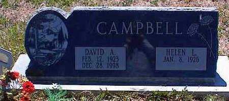 CAMPBELL, HELEN L. - La Plata County, Colorado | HELEN L. CAMPBELL - Colorado Gravestone Photos
