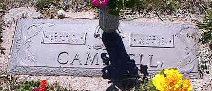 CAMPBELL, LOUIS E. - La Plata County, Colorado | LOUIS E. CAMPBELL - Colorado Gravestone Photos