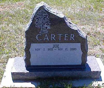 CARTER, JOE - La Plata County, Colorado | JOE CARTER - Colorado Gravestone Photos