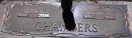 CHAMBERS, EUGENE D. - La Plata County, Colorado   EUGENE D. CHAMBERS - Colorado Gravestone Photos