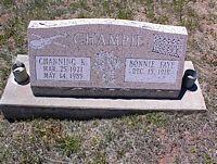 CHAMPIE, CHANNING K. - La Plata County, Colorado | CHANNING K. CHAMPIE - Colorado Gravestone Photos
