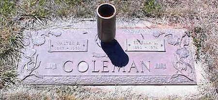 COLEMAN, ESTELLA L. - La Plata County, Colorado | ESTELLA L. COLEMAN - Colorado Gravestone Photos