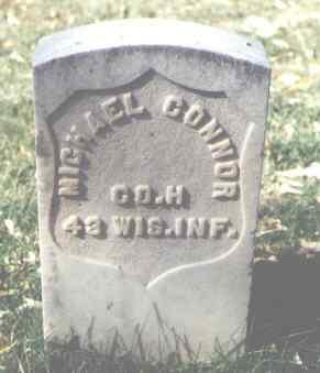 CONNOR, MICHAEL - La Plata County, Colorado | MICHAEL CONNOR - Colorado Gravestone Photos