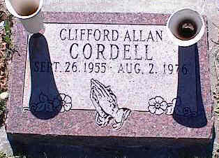 CORDELL, CLIFFORD ALLEN - La Plata County, Colorado | CLIFFORD ALLEN CORDELL - Colorado Gravestone Photos