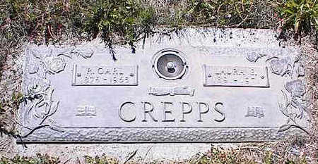 CREPPS, LAURA E. - La Plata County, Colorado | LAURA E. CREPPS - Colorado Gravestone Photos